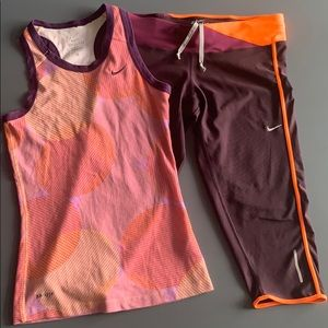 Nike Dri-Fit Running Outfit